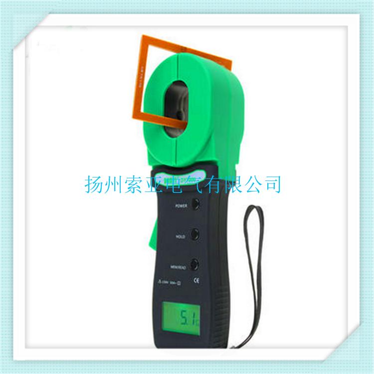 DY-1000钳形接地电阻测试仪