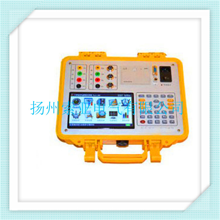 SY-08三相电容电感测试仪