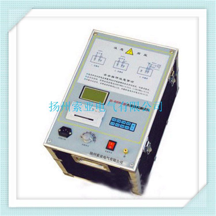 SY-6208(A)全自动介质损耗测试仪