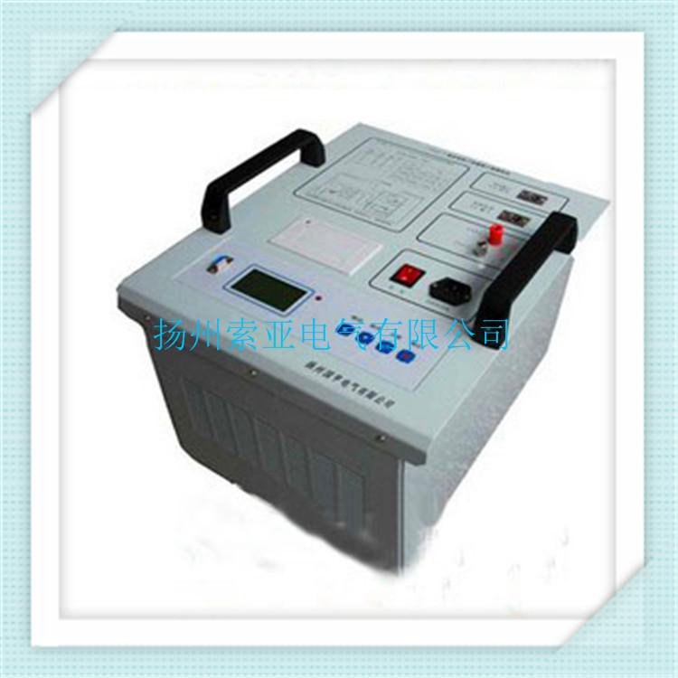 SY-6208E自动变频抗干扰介质损耗测试仪