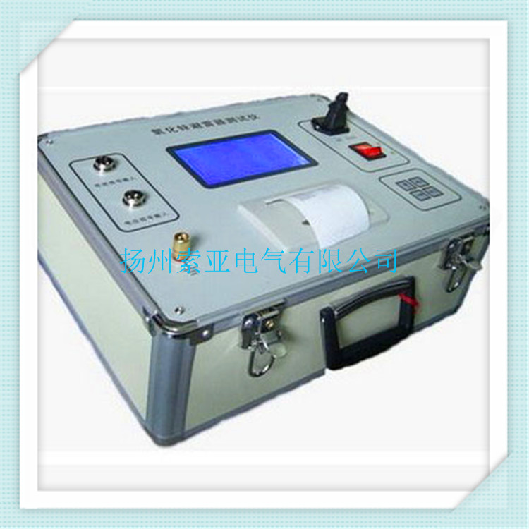 SY7100交流氧化锌避雷器测试仪