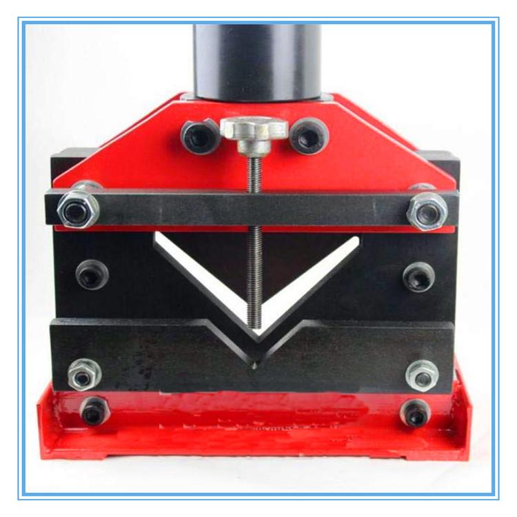 CAC-110液压角钢切断机