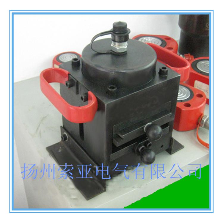 CHY-130分体式液压压花机