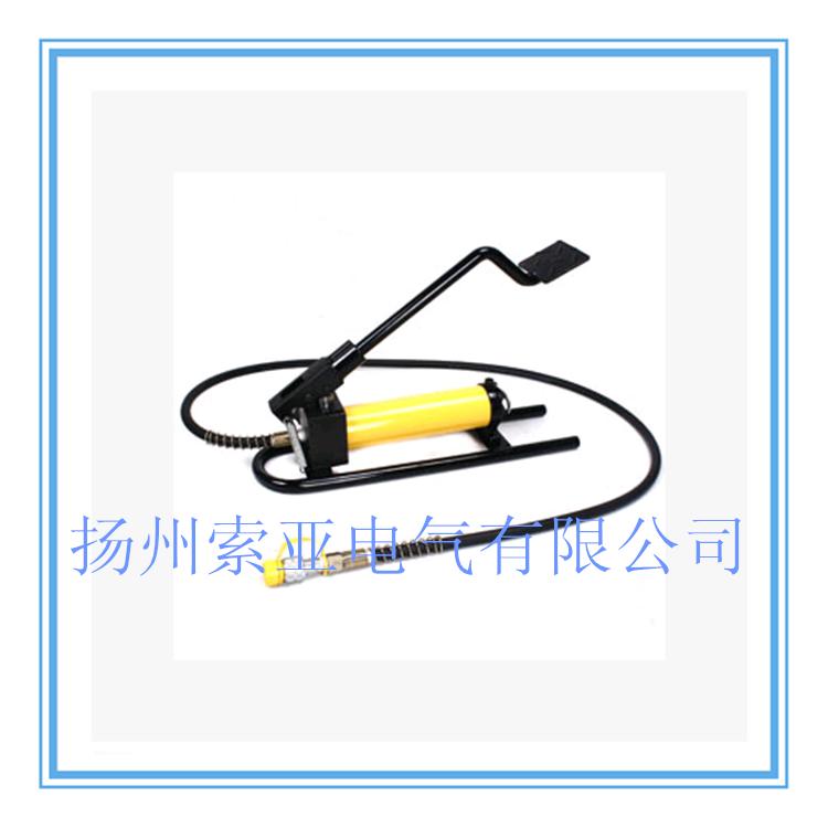 CFP-800液压脚踏泵