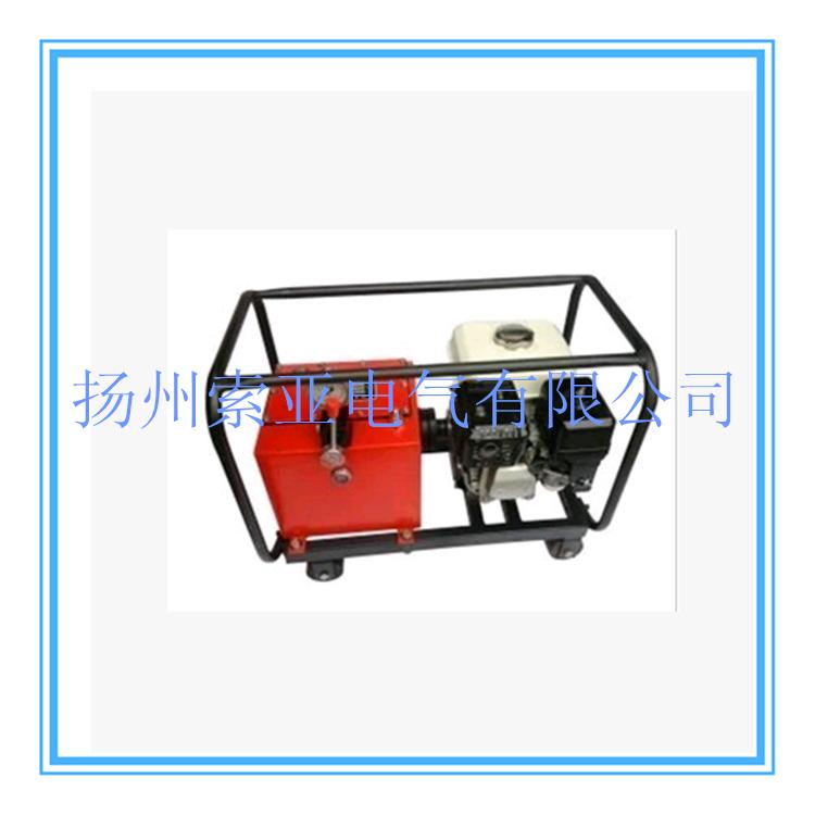 JB-80汽油机机动泵