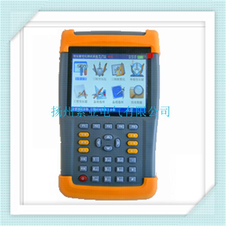 SYBC-802手持式变比测试仪