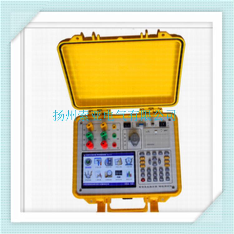 SYBT变压器容量特性测试仪(彩色)