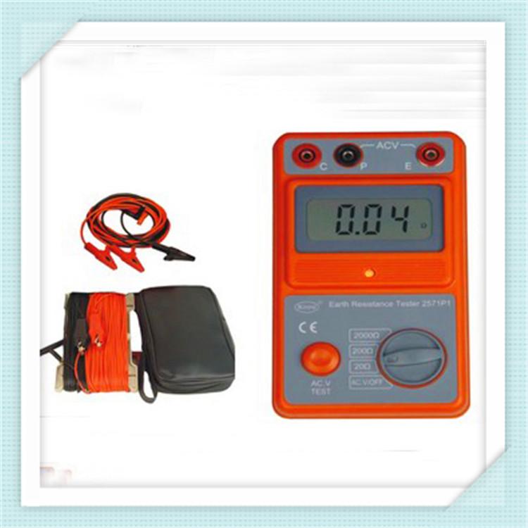 DER2571P 接地电阻测量仪