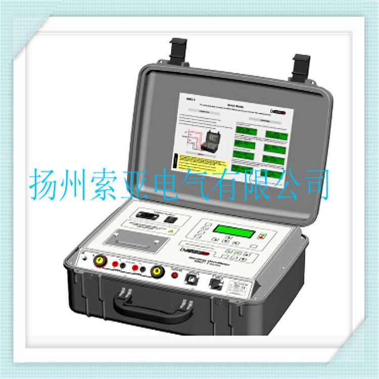 SY3007变压器直流电阻测试仪