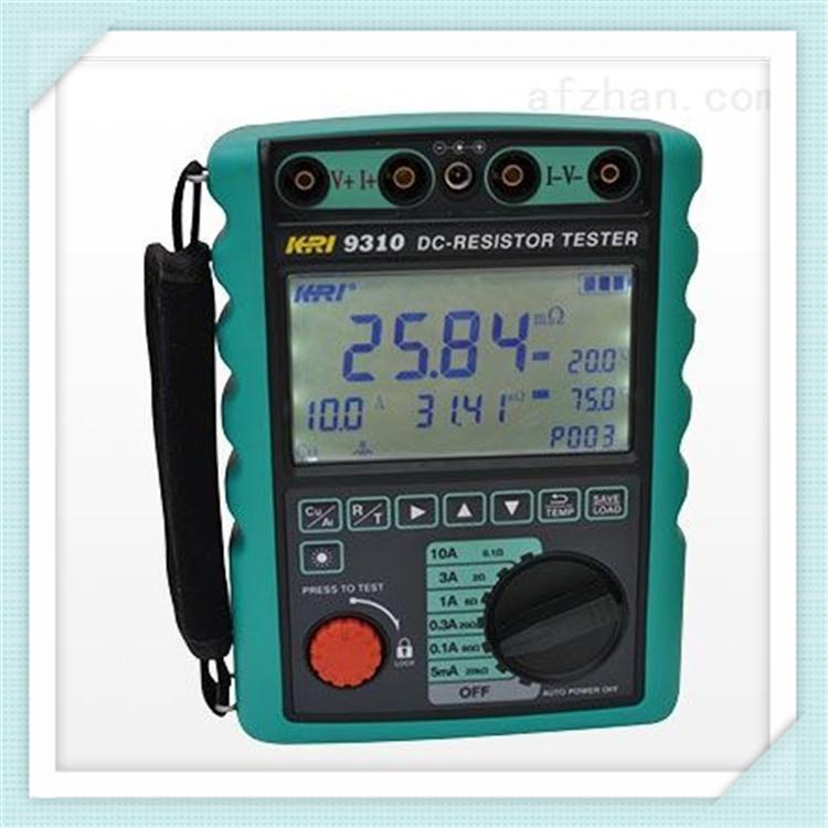便携式直流电阻测试仪