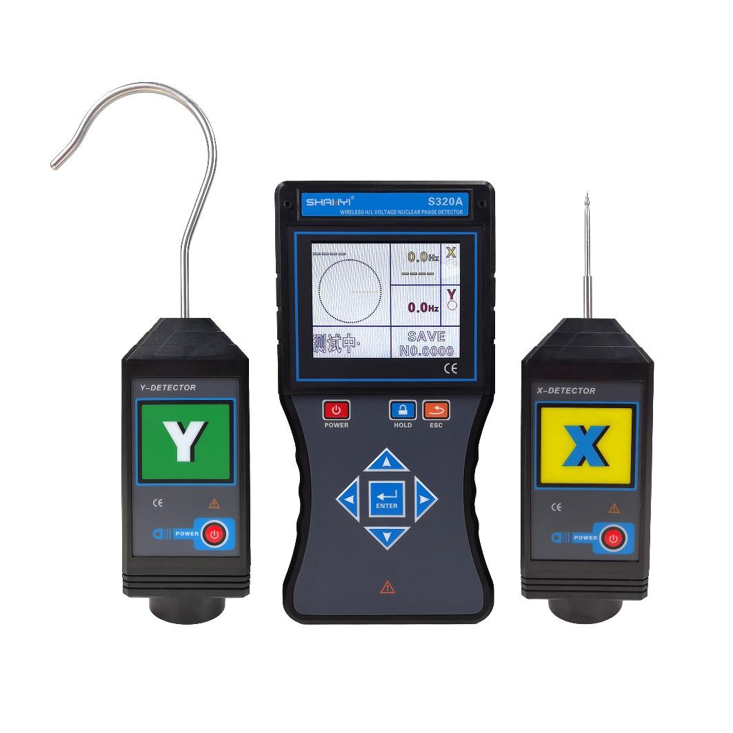 KT6900无线高低压语音核相仪