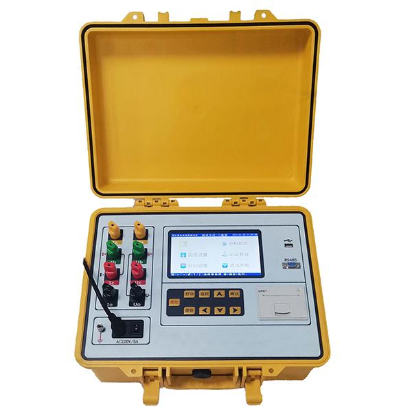 SYC-9920T三通道直流电阻测试仪(三相同测)
